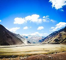 Desert by yggdrasilphoto