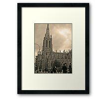 Grace Church 3 Framed Print