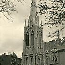 Grace Church 2 by Bernadette Claffey
