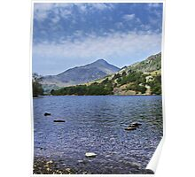 Lake HDR Poster