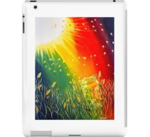 Summer Sparkle iPad Case/Skin