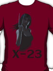 X-23: Laura Kinney T-Shirt