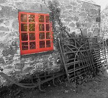 red window ... by SNAPPYDAVE