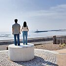 Couple View 2 by Jenn Ridley