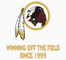 Redskins Winning Off The Field Success! by mymainmandeebo