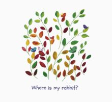 Where is my rabbit? Baby Tee