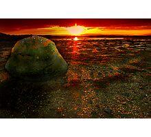Pebble Dash Photographic Print