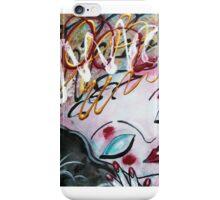 CAT Crazy Love Series Loralai iPhone Case/Skin