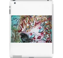CAT Crazy Love Series Loralai iPad Case/Skin