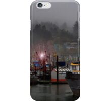 Dim Light on the Bay iPhone Case/Skin