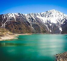 Mountain lake by yggdrasilphoto