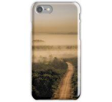 The Mist iPhone Case/Skin