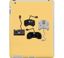 Pixel History - Sega Controllers iPad Case/Skin