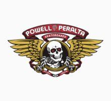 Powell Peralta Skateboards by masongp