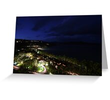 hamilton island Greeting Card