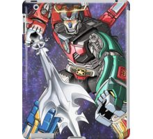 Galactic Guardian iPad Case/Skin
