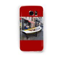 Granville, France 2012 - Reading Boat Samsung Galaxy Case/Skin