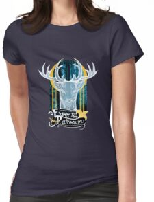 Expecto Patronum Womens Fitted T-Shirt