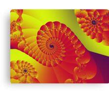 Floral Evolution 003.20.6.g4-280 Canvas Print