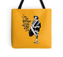 Weird and Rare - Fear Loathing Vegas Tote Bag