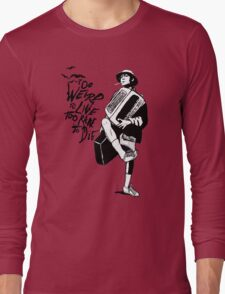 Weird and Rare - Fear Loathing Vegas Long Sleeve T-Shirt