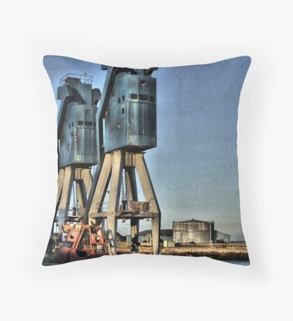 transformers robots in disguise Throw Pillow