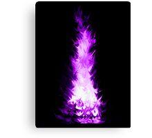 Fire Spikes 5 Canvas Print