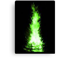Fire Spikes 4 Canvas Print