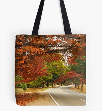 Delany Avenue - Bright Tote Bag