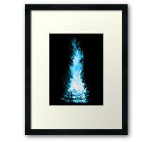 Firespikes 2 Framed Print