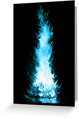 Firespikes 2 by Richard Heath