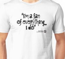 I'm a fan - SK Limited Edition Unisex T-Shirt