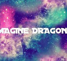 imagine dragons galaxy by lilaferraro