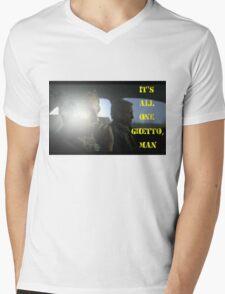 True Detective - Rust Quote Mens V-Neck T-Shirt