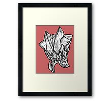 League of Legends - Rek'Sai (White ver.) Framed Print