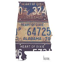 Alabama Home by Maren Misner