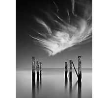 Forgotten Wharf Photographic Print