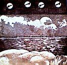 "Ruban Jane - Copper Plate Etching by Belinda ""BillyLee"" NYE (Printmaker)"