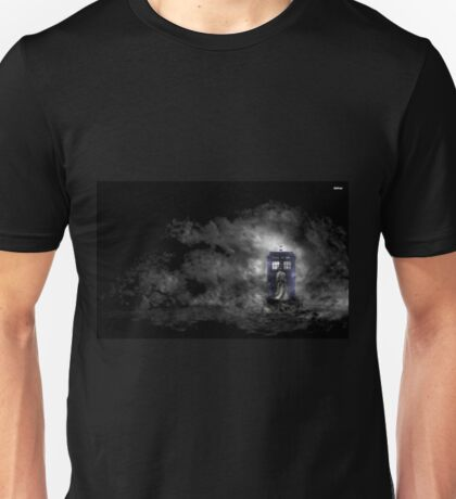 Mysterious Doctor Unisex T-Shirt