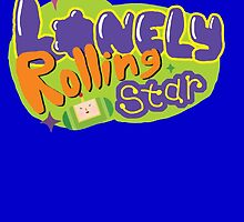 Lonely Rolling Star by WistfulKid
