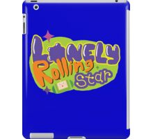 Lonely Rolling Star iPad Case/Skin