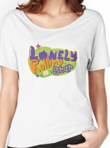 Lonely Rolling Star Women's Relaxed Fit T-Shirt
