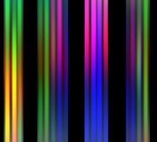neon lines by DARREL NEAVES