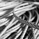 Steel rope by Vicent Alcaraz Coll