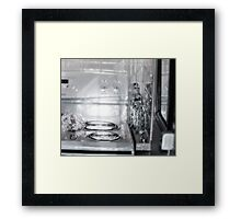 Reality considered as whatever Framed Print