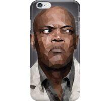 Samuel L. Jackson Polyart iPhone Case/Skin