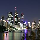 night in brisbane by shaneoconnor