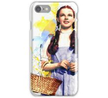 Dorothy Wizard of Oz iPhone Case/Skin