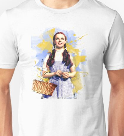 Dorothy Wizard of Oz Unisex T-Shirt