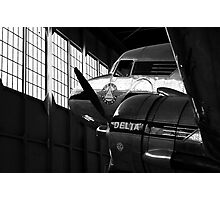 Flight Preparations Photographic Print